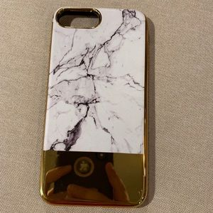 Icing brand iPhone 7/8 plus marble style case